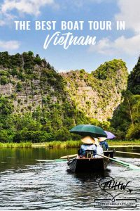 The best boat tour in Vietnam!