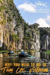 Why you need to go to Tam Coc in Vietnam