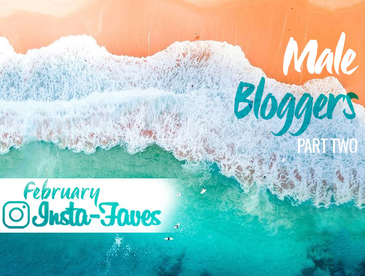 Top Male Bloggers 2018